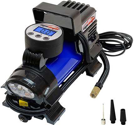 EPA Auto 12VDC Portable Air Compressor Pump