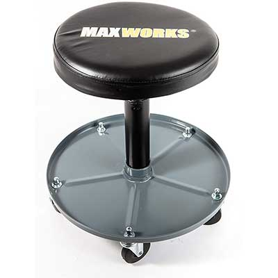 MaxWorks 80771 Pneumatic Roller Seat