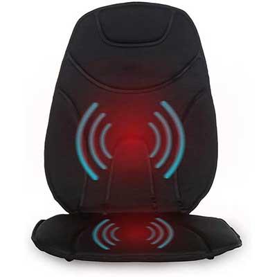 Vibration Massage Cushion with Heat