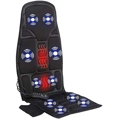 Car Seat Massager, Sotion Vibrating Back Massager