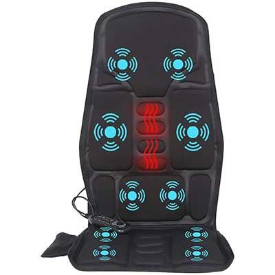 IDODO Vibration Car Back Massager, Back Massager