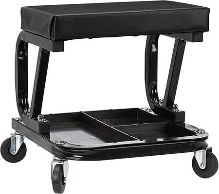 AmazonBasics Rolling Creeper, Garage/Shop Seat