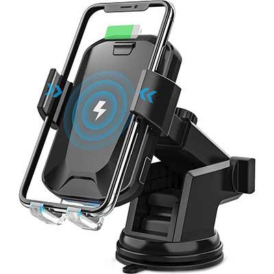 Wireless Car Charger, CHGeek 10W Qi Fast