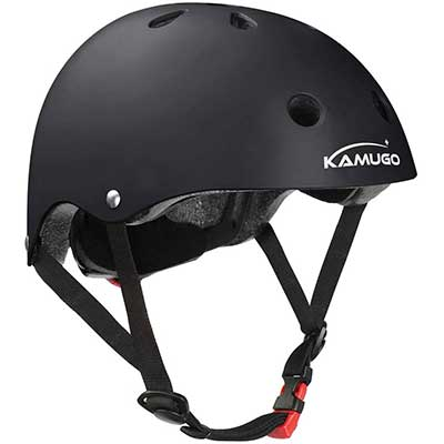 KAMUGO Kids Helmet, Toddler Helmet Adjustable Kids