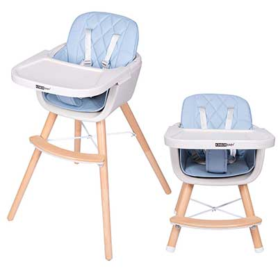Kinbor Baby Wooden Chair Toddlers
