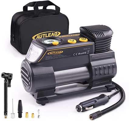AUTLEAD Portable Air Compressor Tire Inflator