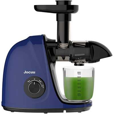 Jocuu Slow Masticating Juicer Machine, Cold Press Juice Extractor
