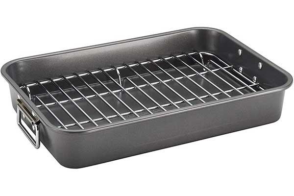 Farberware 57026 Bakeware Nonstick Steel Roaster