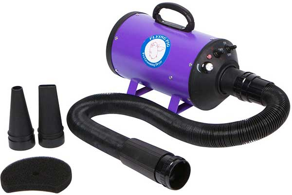 Flying High One High-Velocity 4.0HP Motor Dog Pet Grooming Dryer