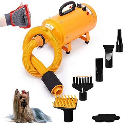 Free Paws Dog Dryer 4.0 HP 2 Speed