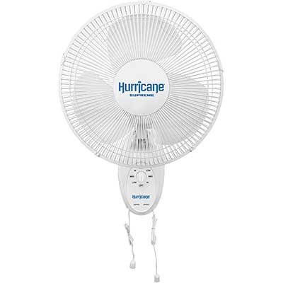 Hurricane HGC736500 Wall Mount Fan 12-Inch