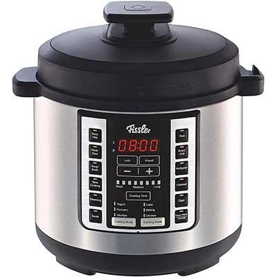 Fissler FISS-03520006001 Pot Pressure 6-Quart
