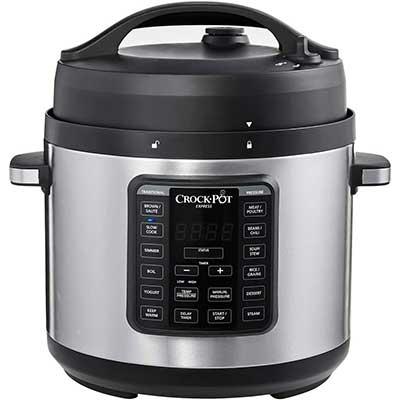 Crock-Pot Express Easy Release 6 Quart