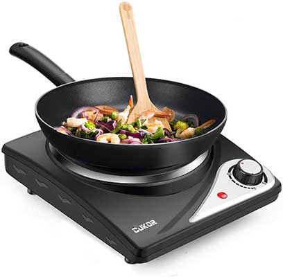 CUKOR Electric Hot Plate for Cooking
