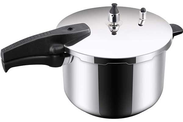 KRAMPAN Stainless Steel Pressure Cooker
