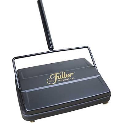 Fuller Brush 17027 Electrostatic Carpet and Floor Sweeper