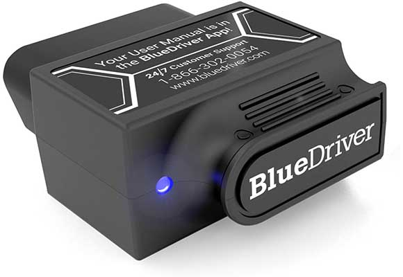 BlueDriver Bluetooth Pro OBDII Scan Tool