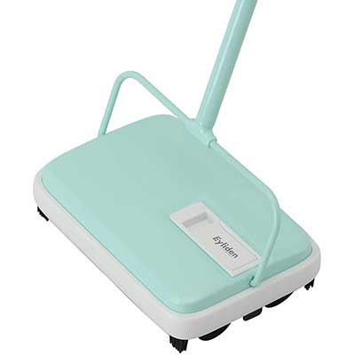 Eyliden Carpet Sweeper, Hand Push Carpet Sweepers
