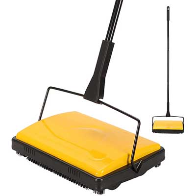 Yocada Carpet Sweeper Cleaner for Home Office