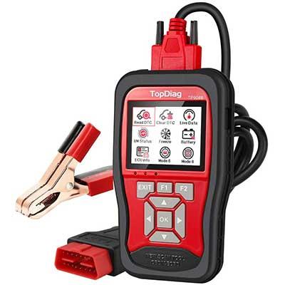 TopDiag OBD2 Scanner Universal Car Code Reader