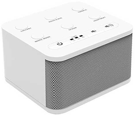 Big Red Rooster Baby White Noise Machine