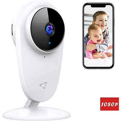 Victure 1080 FHD Baby Monitor Pet Camera