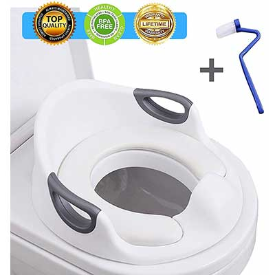 VIBOE Potty Training Seat for Kids
