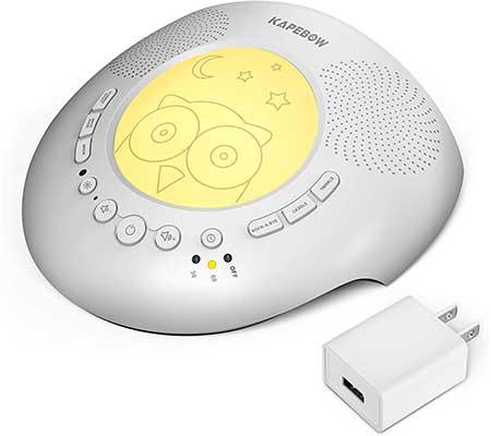 Portable White Noise Sound Machine Baby