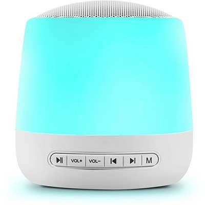 White Noise Machine Sleep Sound Machine for Baby Kid Adult