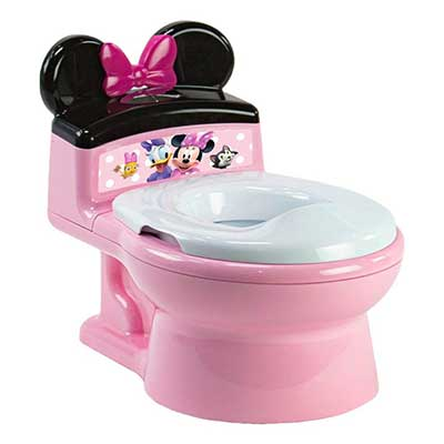 The First Years Disney Minnie Mouse Imagination Potty Training Seat