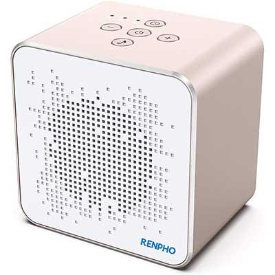 White Noise Machine, RENPHO Sound Machine for Sleeping Baby