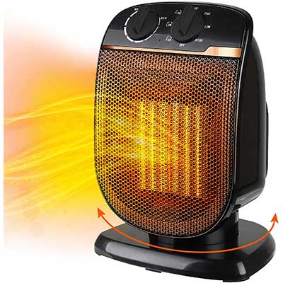 Electric Patio Heater Portable