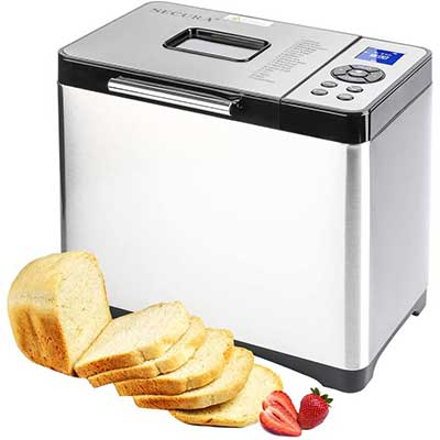 Secure Bread Maker Machine Stainless Steel Toaster Makers