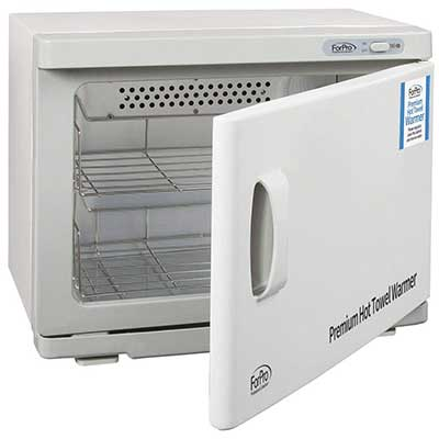 ForPro Premium Hot Towel Warmer, UV Sterilization