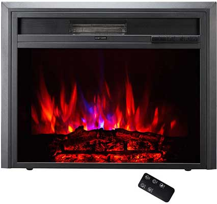 "TAGI 30"" Embedded Electric Fireplace Insert"