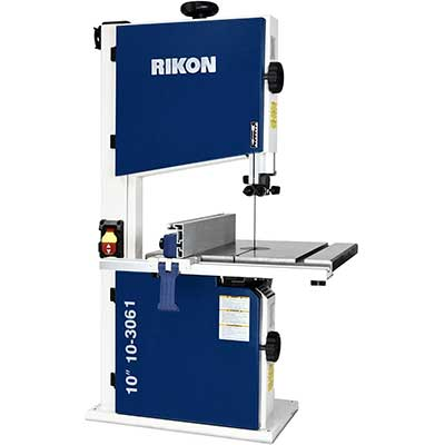 "Rikon 10-3061 10"" Deluxe Bandsaw"