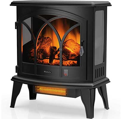TURBRO Suburbs TS23-C Electric Fireplace