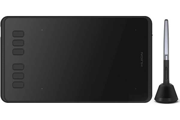 Huion Inspiroy H640P Graphics Drawing Tablet