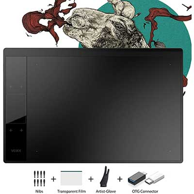 VEIKK A30 V2 10x6 inches Graphic Drawing Tablet