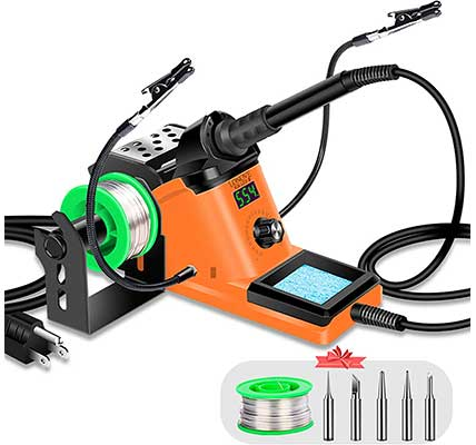 LONOVE Soldering Iron Station Kit