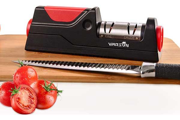 Warsun Electric Knife Sharpener, Knife Sharpening