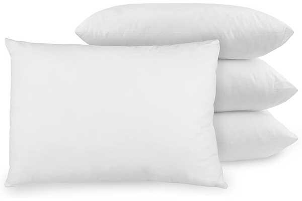 BioPEDIC 4-Pack Bed Pillow