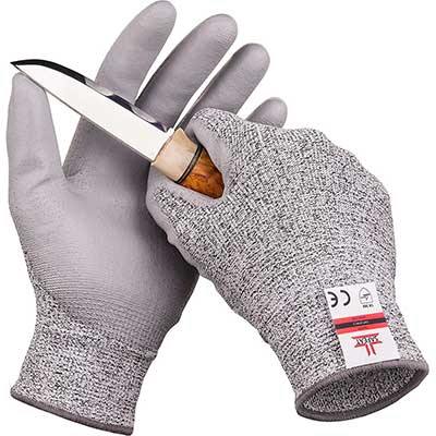 SAFEAT Safety Grip Work Gloves