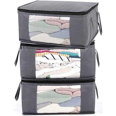 ABO Gear G01 Bins Bags Closet Organizer