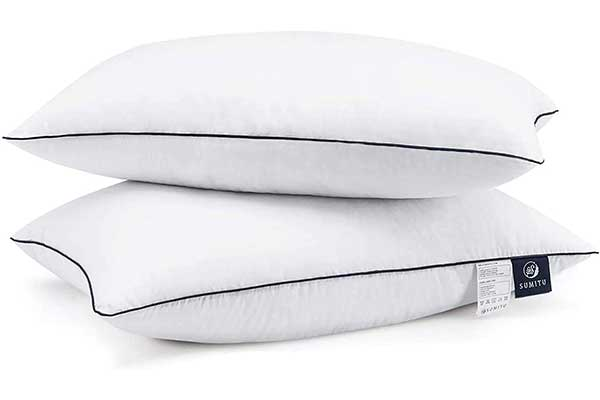 SUMITU Bed Pillows for Sleeping