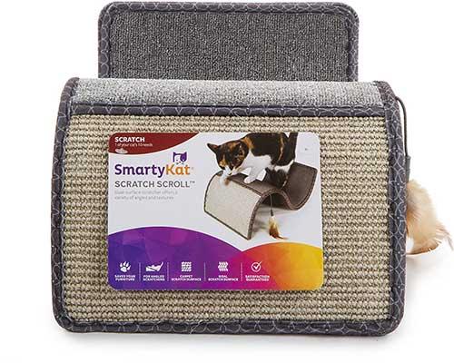 SmartyKat, Scratch Scroll, Cat Scratcher