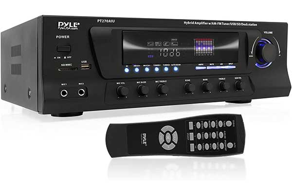 300 Digital Stereo Receiver System