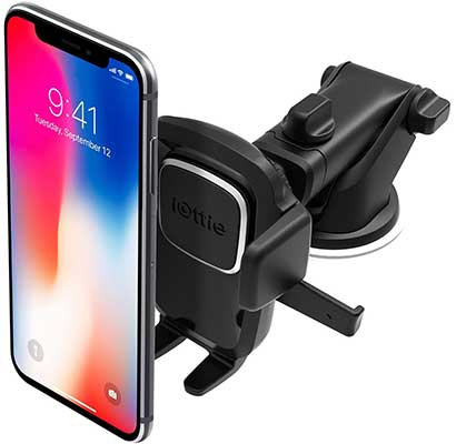 iOttie Easy One Touch 4 Dash and Windshield Car Mount