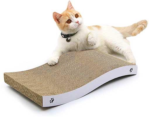 Coching Cat Scratcher Cardboard Scratch Pad