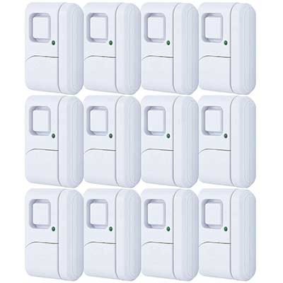GE Personal Security Window/Door, 12-Pack, DIY